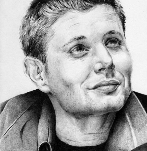 Jensen Ackles par antoart